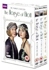The House of Eliott Complete Boxed Set  NEW 12 DVD SET
