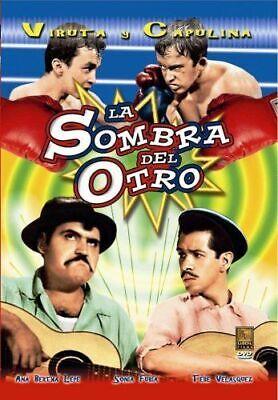 LA SOMBRA DEL OTRO DVD Viruta y Capulina Comedia NEW Super pelicula Last DVD