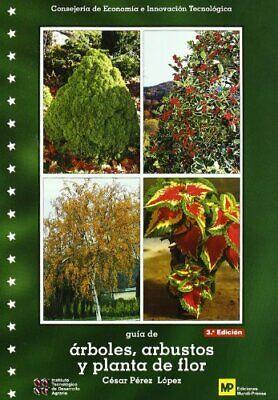 Guía de árboles, arbustos y planta de flor
