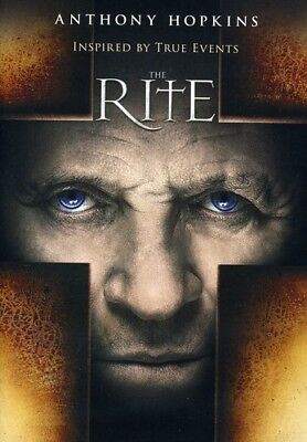 The Rite [New DVD] Ac-3/Dolby Digital, Dolby, Dubbed, Subtitled, Widescreen