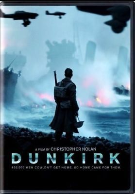 Dunkirk  Dvd 2017  New  Action  Drama  History  War  Pre Order Ships On 12 19 17