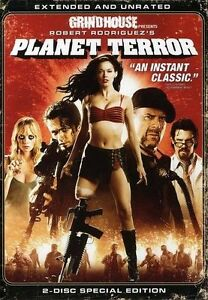 LIKE NEW Planet Terror [2 Disc Special Edition] DVD