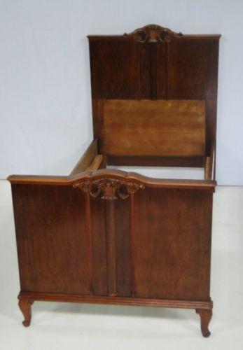 art deco bett ebay. Black Bedroom Furniture Sets. Home Design Ideas