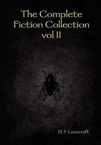 The Complete Fiction Collection Vol Ii: By H.P. Lovecraft by Ebay Seller