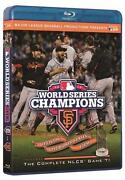2012 World Series Blu Ray