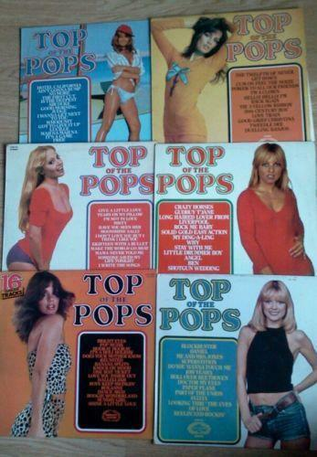 Top Of The Pops Lp Ebay