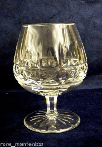 Waterford Crystal Brandy Snifters Ebay