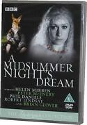 A Midsummer Nights Dream DVD
