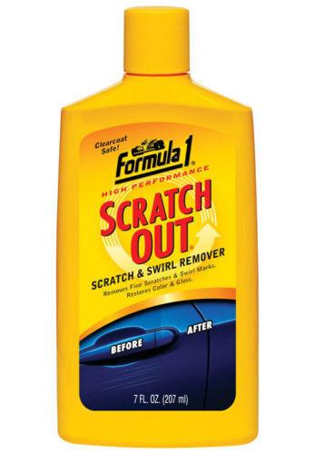 Formula 1 Scratch Out Liquid 7 Oz. bottle #614955   NEW Car & Truck Parts