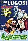 Comedy Spooks DVD Movies