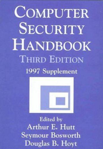 Computer Security Handbook, 3rd Edition 1