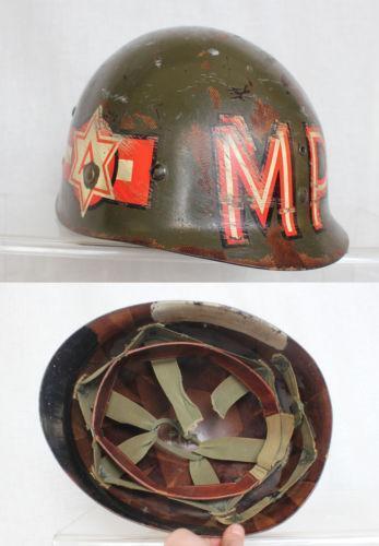 Military Helmet Ebay