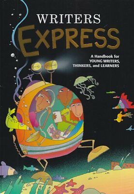 Great Writers - Great Source Writers Express: Student Edition Grade 4 Handbook (hardcover) 200