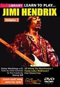 Guitar Instruction DVD