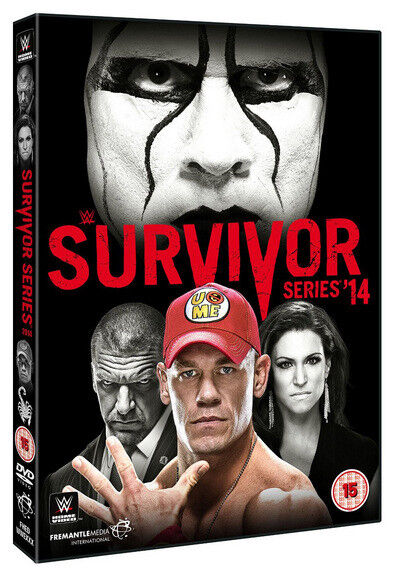WWE: Survivor Series - 2014 [DVD]