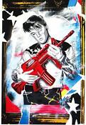 Mr Brainwash Elvis