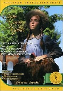 Anne Of Green Gables Trilogy (VHS)