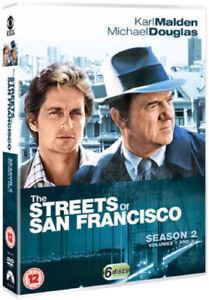 The Streets of San Francisco: Season 2 DVD (2009) Michael Douglas