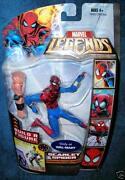 Spiderman Build A Figure