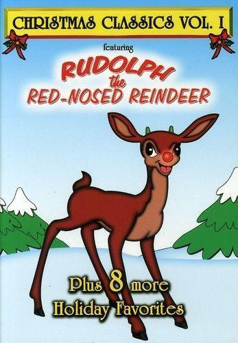 Classic Rudolph The Red Nosed Reindeer DVD | eBay