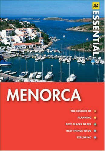 Menorca (AA Essential Guides Series),AA Publishing