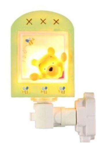 Winnie The Pooh Night Light Ebay