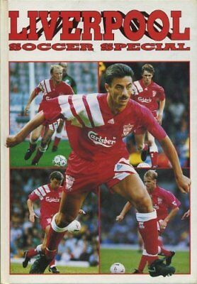 LIVERPOOL SOCCER SPECIAL,LAURENCE & JOHN ALLAN ANTHONY