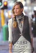 Ladies Bergere de France Pattern