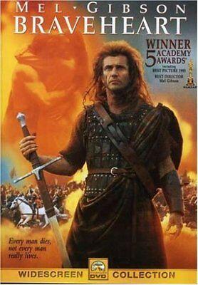Braveheart (DVD, 2000, Widescreen) NEW