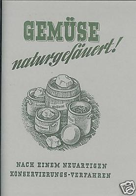 Anleitung zum Einlegen von Gemüse + viele Rezepte - Einmachen / Haltbarmachen