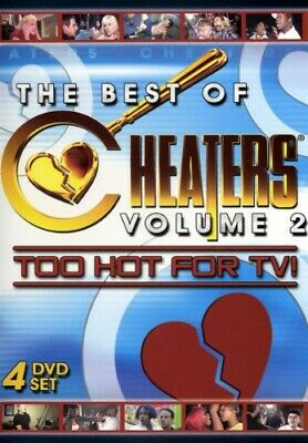 Cheaters: The Best Of 2 Too Hot For Tv (DVD