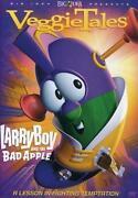 Veggie Tales Larry Boy DVD
