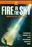 Fire in The Sky DVD