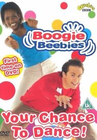 Boogie Beebies: Your Chance To Dance [DVD]