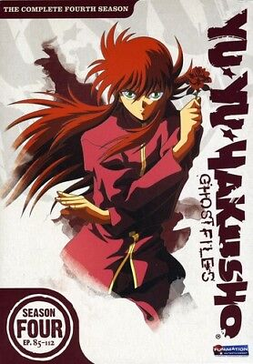 Yu Yu Hakusho: Season Four [New DVD] Uncut, Widescreen