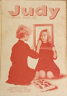 Judy for Girls 1972 (Annual) [hardcover] D C Thomson [Aug 01, 1971] …