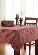 Applique Tablecloth