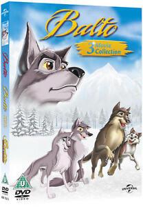 Balto/Balto 2/Balto 3 (Box Set) [DVD]