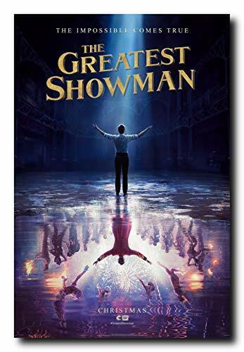 The Greatest Showman Movie Poster 24x36 Inch Wall Art Portra