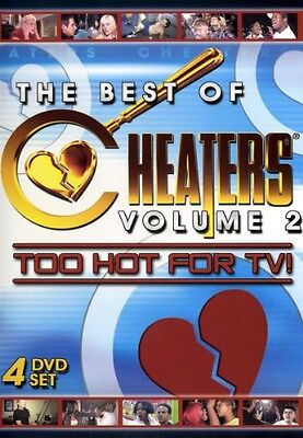 Cheaters: The Best Of 2 Too Hot For Tv (2010, DVD