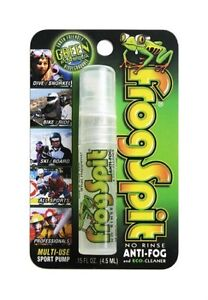 FROG-SPIT-No-Rise-Anti-Fog-Spray-Eco-Cleaner-Diving-Mask-Goggles-more-4-5ml