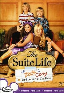 Suite Life of Zack and Cody: Lip Synchin' in the Rain (2008, DVD NEW)