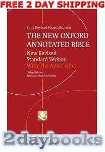 Apocrypha books ebay the new oxford annotated bible with apocrypha fandeluxe Choice Image
