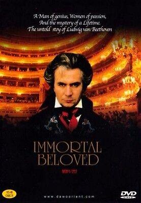 Immortal Beloved  1994  New Sealed Dvd Gary Oldman