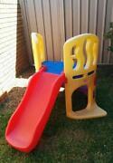 Play Gym Slide