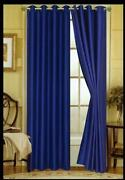 2pcs bright colored blackout curtains home living room bedroom