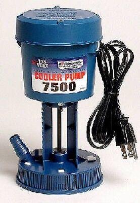 (6) Dial 1175 7,500 CFM Concentric Evaporative Swamp Cooler Pumps for Champion