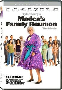 TYLER PERRY MADEA'S FAMILY REUNION New Sealed DVD