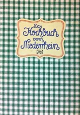 Gisela Allkemper - Das Libro di Cucina Dal Niederrhein #B2010193