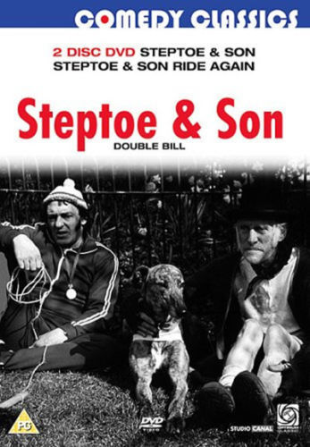 Steptoe And Son Double Bill (DVD, 2006, 2-Disc Set) NEW & SEALED FAST DISPATCH !